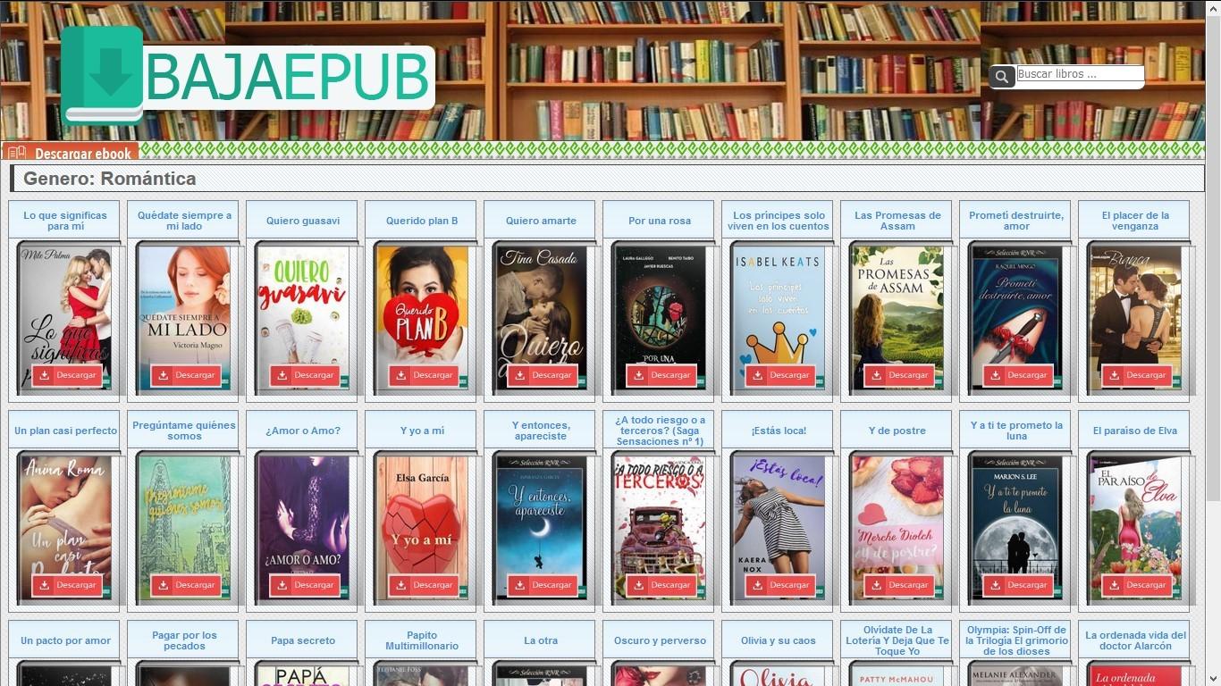 libros epub gratis bajaepun