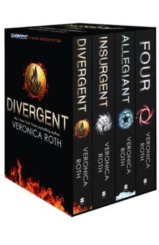 Leer DIVERGENT SERIES BOX SET (BOOKS 1-4 PLUS WORLD OF DIVERGENT) online gratis pdf 1