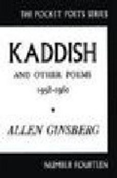Leer KADDISH AND OTHER POEMS 1958-1960 online gratis pdf 1
