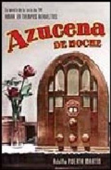 Leer AZUCENA DE NOCHE online gratis pdf 1