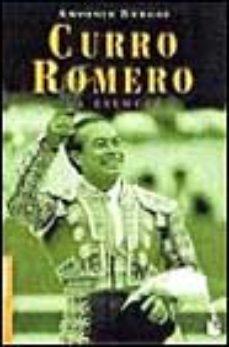 Leer CURRO ROMERO: LA ESENCIA online gratis pdf 1