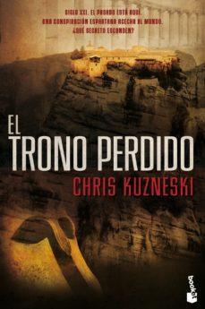 Leer EL TRONO PERDIDO online gratis pdf 1