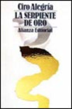 Leer LA SERPIENTE DE ORO (2ª ED.) online gratis pdf 1
