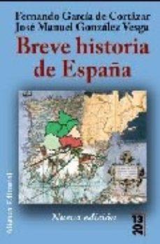 Leer BREVE HISTORIA DE ESPAÑA online gratis pdf 1