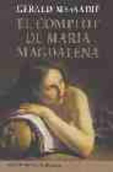 Leer EL COMPLOT DE MARIA MAGDALENA online gratis pdf 1