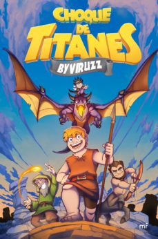 Leer CHOQUE DE TITANES online gratis pdf 1