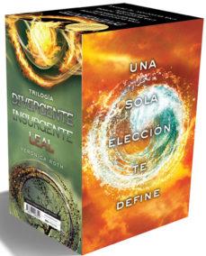 Leer CAJA TRILOGIA DIVERGENTE online gratis pdf 1