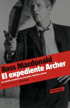 Leer EL EXPEDIENTE ARCHER online gratis pdf 1