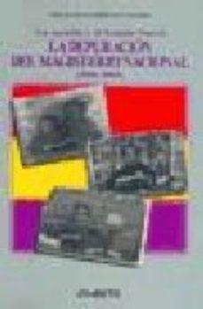 Leer LA DEPURACION DEL MAGISTERIO NACIONAL (1936-1943): LA ESCUELA Y E L ESTADO NUEVO online gratis pdf 1