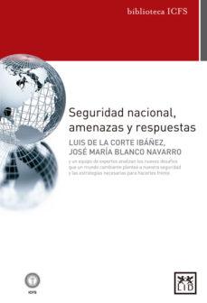 Leer SEGURIDAD Y DEFENSA NACIONAL online gratis pdf 1