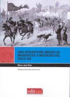 Leer UNA DESCRIPCION INEDITA DE MARRUECOS A MEDIADOS DEL SIGLO XIX online gratis pdf 1