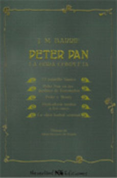 Leer PETER PAN, LA OBRA COMPLETA online gratis pdf 1