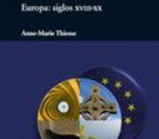 ver LA CREACION DE LAS IDENTIDADES NACIONALES. EUROPA: SIGLOS XVIII- XX online pdf gratis
