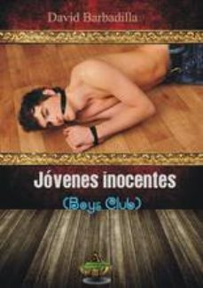 Leer JÓVENES INOCENTES (BOYS CLUB) online gratis pdf 1