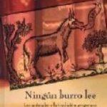 ver NINGUN BURRO LEE. LOS ANIMALES Y LA TRADICION ARAGONESA online pdf gratis