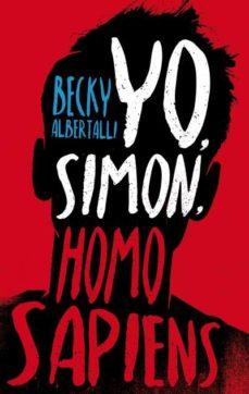 Leer YO, SIMON, HOMO SAPIENS online gratis pdf 1