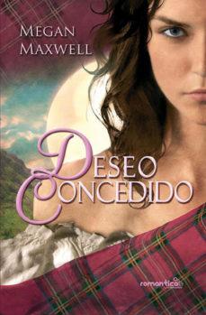 Leer DESEO CONCEDIDO online gratis pdf 1