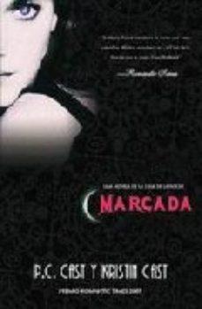 Leer MARCADA: UNA NOVELA DE LA CASA DE LA NOCHE online gratis pdf 1