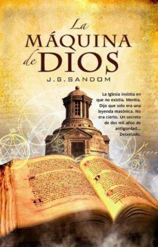 Leer LA MAQUINA DE DIOS online gratis pdf 1