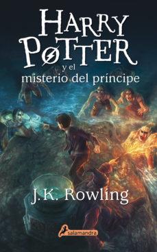 Leer HARRY POTTER Y EL MISTERIO DEL PRÍNCIPE (RUSTICA) online gratis pdf 1