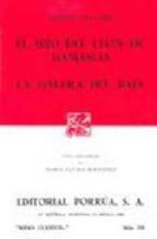 Leer EL HIJO DEL LEON DE DAMASCO.LA GALERA DEL BAJA online gratis pdf 1