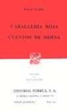 Leer CABALLERIA ROJA CUENTOS DE ODESA online gratis pdf 1