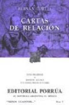 ver CARTAS DE RELACION (20ª ED.) online pdf gratis