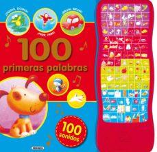 leer 100 PRIMERAS PALABRAS CON 100 SONIDOS gratis online