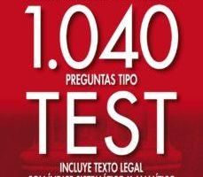 leer 1040 PREGUNTAS TIPO TEST: LEY 39/2015