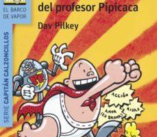 leer 4 EL CAPITAN CALZONCILLOS Y EL PERVERSO PLAN DEL PROFESOR PIPICA- CA gratis online