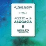 leer ACCESO A LA ABOGACIA: VOLUMEN II. MATERIA CIVIL Y MERCANTIL gratis online