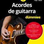 leer ACORDES DE GUITARRA POP/ROCK PARA DUMMIES gratis online