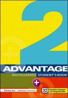 leer ADVANTAGE 2º BACHILLERATO  C STUDENT S BOOK SPA BURLINGTON 2018 gratis online
