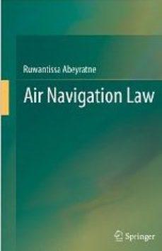 leer AIR NAVIGATION LAW gratis online
