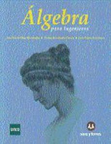 leer ALGEBRA PARA INGENIEROS gratis online