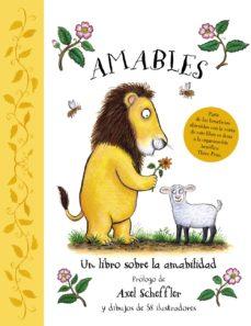 leer AMABLES: UN LIBRO SOBRE LA AMABILIDAD gratis online