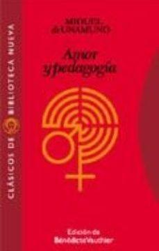 leer AMOR Y PEDAGOGIA: EPISTOLARIO MIGUEL DE UNAMUNO