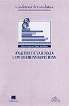 leer ANALISIS DE VARIANZA CON MEDIDAS REPETIDAS gratis online