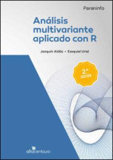 leer ANALISIS MULTIVARIANTE APLICADO CON R (2ª ED.) gratis online