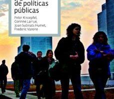 leer ANALISIS Y GESTION DE POLITICAS PUBLICAS gratis online