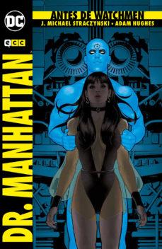 leer ANTES DE WATCHMEN: DR. MANHATTAN (2ª ED.) gratis online