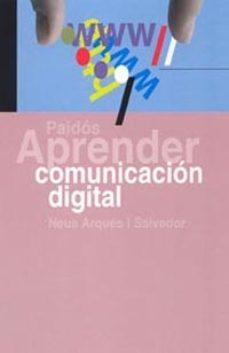 leer APRENDER COMUNICACION DIGITAL gratis online