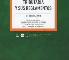 leer ARANZADI: LEY GENERAL TRIBUTARIA Y SUS REGLAMENTOS gratis online