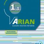 leer ARIAN A1.1 LAN KOADERNOA ETA ERANTZUNAK gratis online