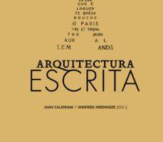 leer ARQUITECTURA ESCRITA gratis online