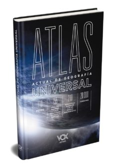 leer ATLAS ACTUAL DE GEOGRAFIA UNIVERSAL VOX gratis online