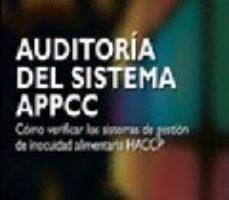 leer AUDITORIA DEL SISTEMA DE APPCC gratis online