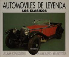 leer AUTOMOVILES DE LEYENDA: LOS CLASICOS gratis online