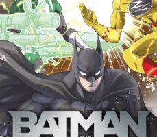 leer BATMAN Y LA LIGA DE LA JUSTICIA (VOL. 03) (MANGA) gratis online