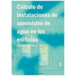 leer CALCULO DE INSTALACIONES DE SUMINISTRO DE AGUA EN LOS EDIFICIOS gratis online